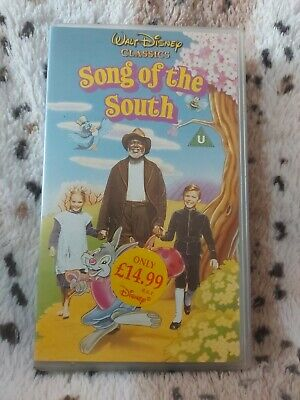£30 • Buy Song Of The South Disney VHS RARE Great Condition