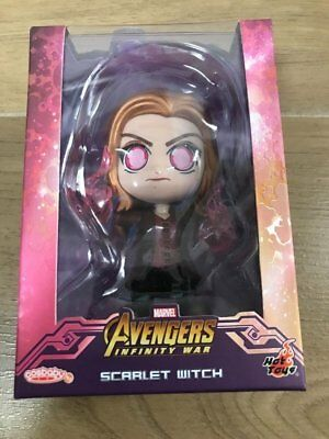 $ CDN121.19 • Buy Hot Toys Cosbaby Marvel Avengers Infinity War Scarlet Witch