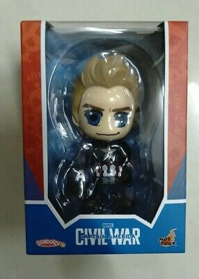 $ CDN90.99 • Buy Hot Toys Cosbaby Marvel Avengers Civil War Captain America
