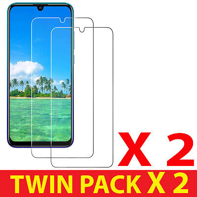 2pack For Huawei P8 Lite 2017 New Anti-scratch Clear 9h Tempered Glass Protector • 1.39£