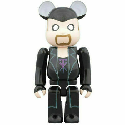 $29.99 • Buy Undertaker 100% Bearbrick Be@rbrick Medicom Toy Japan Rare Limited WWE 2016