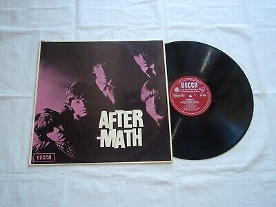 £79 • Buy The Rolling Stones - Aftermath - Decca,  1B/5A  UK MONO Issue, Grooved Label!