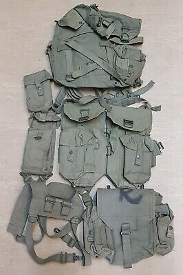 £249.95 • Buy Rare Genuine SADF South African Army Pattern 70 Webbing Set Various Pouches