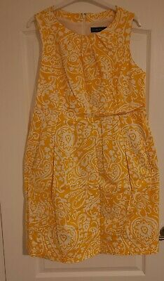 £15 • Buy Summer Dress Size 16 By Jessica Howard