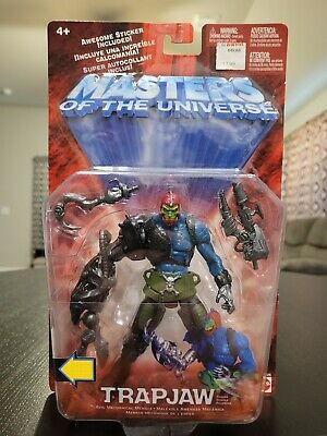 $47.50 • Buy 1x Trapjaw - Masters Of The Universe - MOTU - 200X - New In Box - NIB