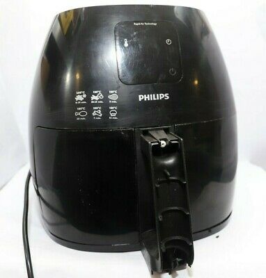 AU115.86 • Buy Philips Avance Collection Airfryer XL HD9240