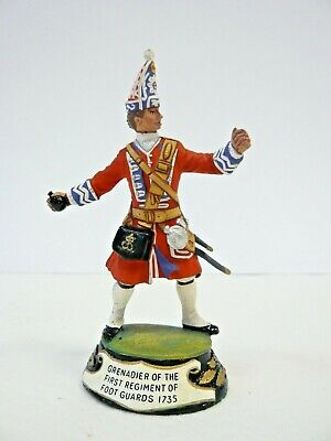£49.95 • Buy Chas Stadden Pewter Studio Painted Grenadier Of The First Regiment Of Foot #1 E1