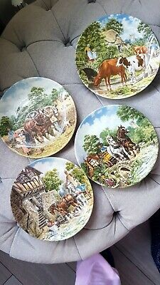 £15 • Buy Plate Collectors Country  Days Life  On The  Farm Country  Connection  Wedgwood!