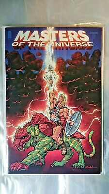 $123.57 • Buy Masters Of The Universe #8 Variant Limited To 500 With COA