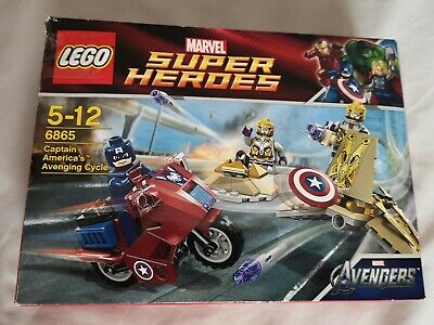 Lego Marvel Super Heroes 6865 5-12 Years  • 7.99£