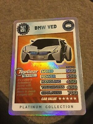 £3.25 • Buy Top Gear Turbo Challenge Super Rare 521 BMW Ved