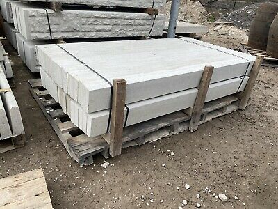 """£10 • Buy Smooth 6ft X 6"""" Reinforced Concrete Gravel Boards / Base Panels ~ New"""