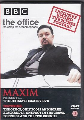 £3.40 • Buy Maxim DVD. Comedy Including The Office
