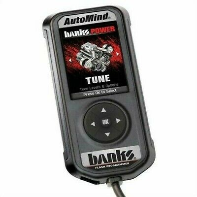 $368.68 • Buy Banks 66410 AutoMind 2 Programmer/Tuner Ford F150/F250/F350 Powerstroke Diesel