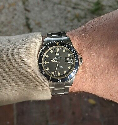 $ CDN7847.54 • Buy Vintage Tudor Submariner 75090 Rolex Case, Crown