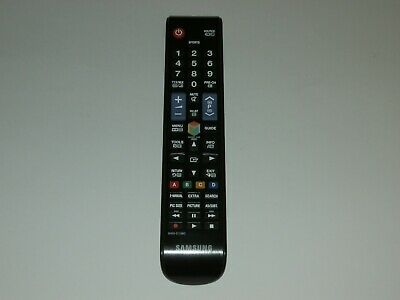 AU17.86 • Buy Samsung BN59-01198Q TV Remote Control Genuine Original Sports Branded Samsung