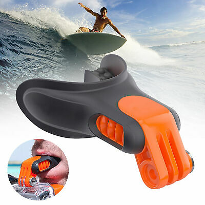 $ CDN10.13 • Buy Diving Camera Accessories Identifiable Surfing Mouthpiece For GoPro Hero 7/6/5