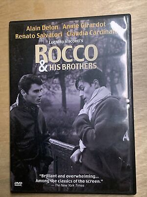 £8.85 • Buy Rocco & His Brothers (DVD, 2001)