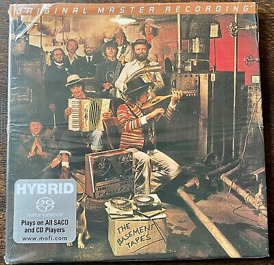 Bob Dylan The Basement Tapes Limited Numbered Edition SACD • 72.73£