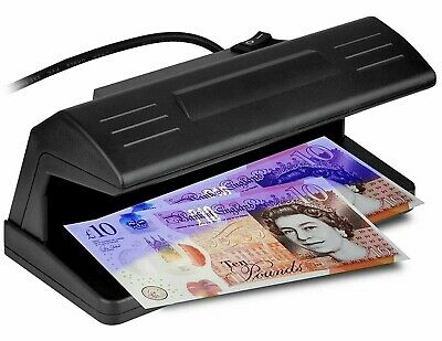 £12.89 • Buy Uv Counterfeit Fake Bank Note Banknote Money Forgery Detector Checker Tester Uk