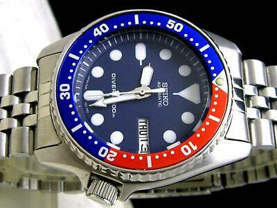 $ CDN576.47 • Buy Seiko Diver Modified SKX013 7S26-0030 Automatic Mens Watch Authentic Working