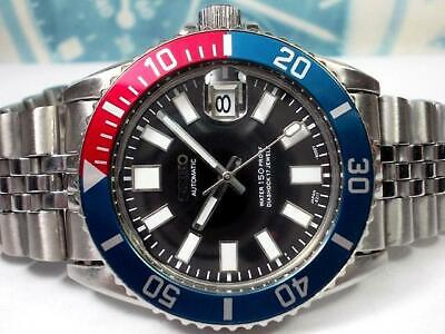 $ CDN556.23 • Buy Seiko Diver Modified SKX031 7S26-0040 Automatic Mens Watch Authentic Working