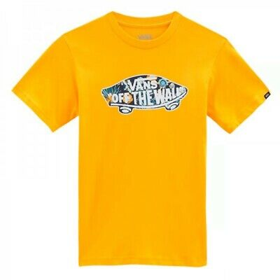 £17.99 • Buy Vans Off The Wall Yellow/ Floral T-Shirt