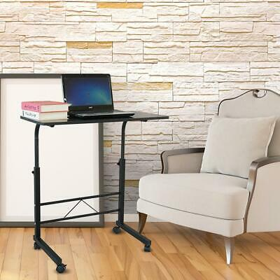 £13.99 • Buy Adjustable Portable Laptop Table Computer Notebook Desk Trolley Sofa Bed Tray UK