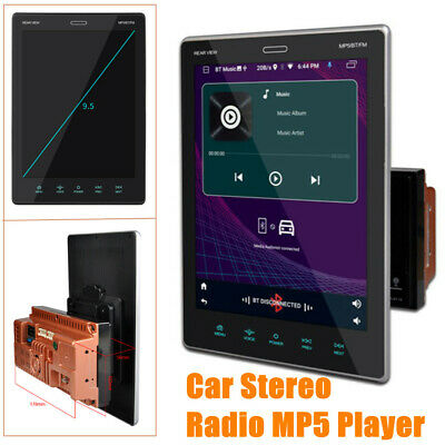 $183.99 • Buy Android 9.0 Car Stereo Radio GPS MP5 Player 2DIN HD Touch Screen Voice Control