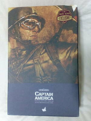 $ CDN1443.78 • Buy Used Hot Toys Figure Captain America The First Avenger World War II Rescue