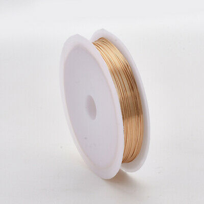 £2.79 • Buy Copper Wire Jewellery Making Wire Beading Wire Wrapping Wire Tiara Jewellery Mak