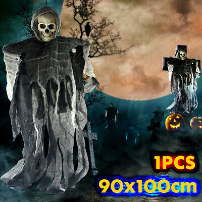 $ CDN12.63 • Buy Large Halloween Prop Decoration Hanging Ghost Scary Haunted House Party  @ L