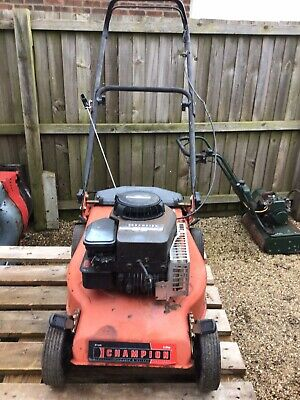 £0.99 • Buy Champion R434 Lawnmower Breaking For Parts NOT 99p FOR COMPLETE MOWER