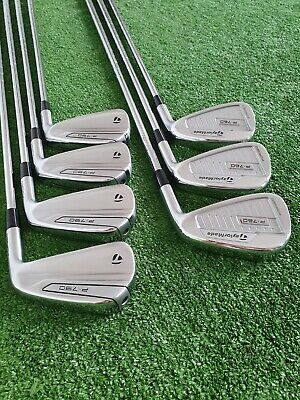 Taylormade / P790 P760 Combo Forged Iron Set 4 - Pw / Ns Pro Stiff Flex Shafts • 749.95£