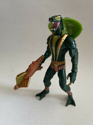 $34.99 • Buy 2003 Mattel Masters Of The Universe 200x Venom Spitting Kobra Khan Loose Cmplt