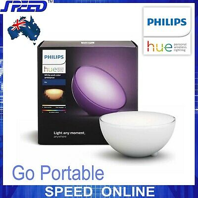 AU149 • Buy PHILIPS Hue White And Color Ambiance Go Portable Light - WiFi App Control