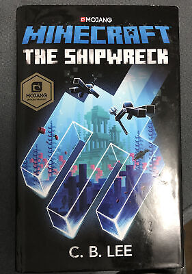 £7.99 • Buy Minecraft The Shipwreck By C.B. Lee Hardcover - B23
