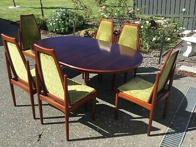 AU395 • Buy Chiswell Extendable Dining Table With Six Chairs