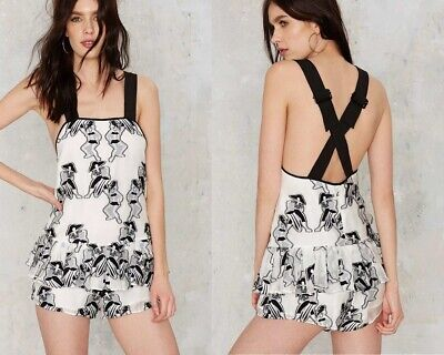 AU48 • Buy ALICE MCCALL One Love Romper Playsuit Size 8 Worn Once RRP $359.00