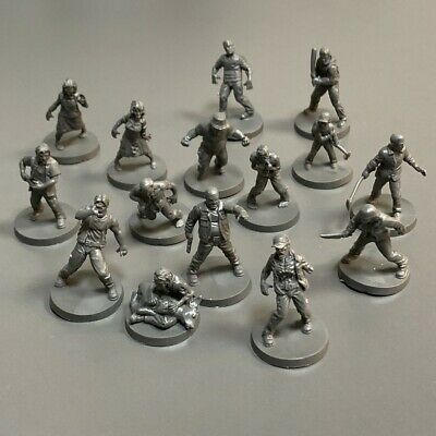 £17.99 • Buy 15x Zombies Hunter Walking Dead All Out War Miniatures Board Game Role Playing
