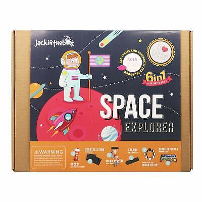 AU85.10 • Buy Learning Stem Toys Science Kit For Kids - Space Explorer DIY Experiment Fun Kit