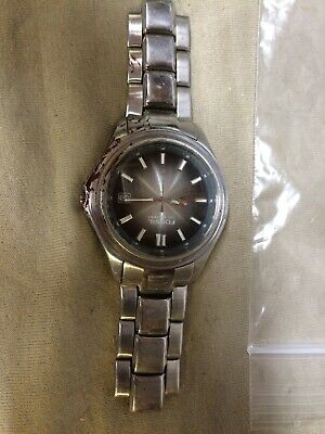 $6 • Buy Fossil Watch Parts, Case, Crystal Non-working Time Piece For AM 3688 Watch