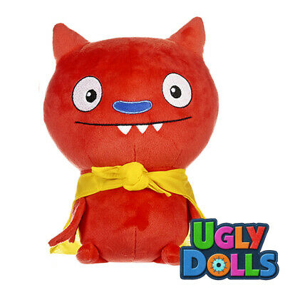 £10.99 • Buy UglyDolls Lucky Bat 30.5cm Official Red Ugly Dolls Movie 12 Inch Plush Soft Toy