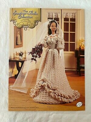 £3.58 • Buy Annie's: The Southern Belle Collection- WEDDING DRESS -Crochet Pattern-Free Ship