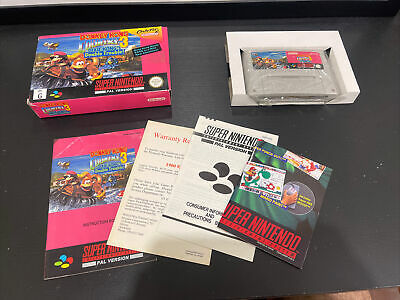 AU150 • Buy Donkey Kong Country 3 Complete Super Nintendo