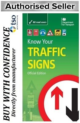 £6.97 • Buy Know Your TRAFFIC Signs Book