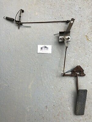 AU299 • Buy Torana Accelerator Pedal Linkage Assembly Suit LJ TA Also HB LC Holden 4 Cylinde