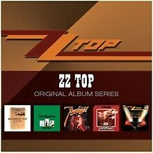 AU39.88 • Buy ZZ Top Original Album Series 5 CD NEW