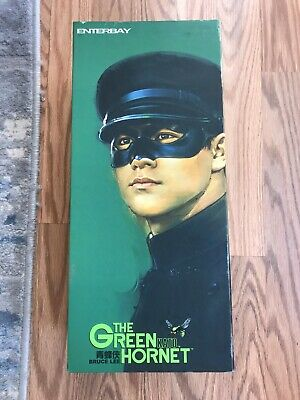 $500 • Buy Enterbay Bruce Lee Green Hornet 1/6 Scale Collectible Figure Set