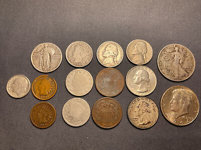 AU21.63 • Buy Assorted US Coins